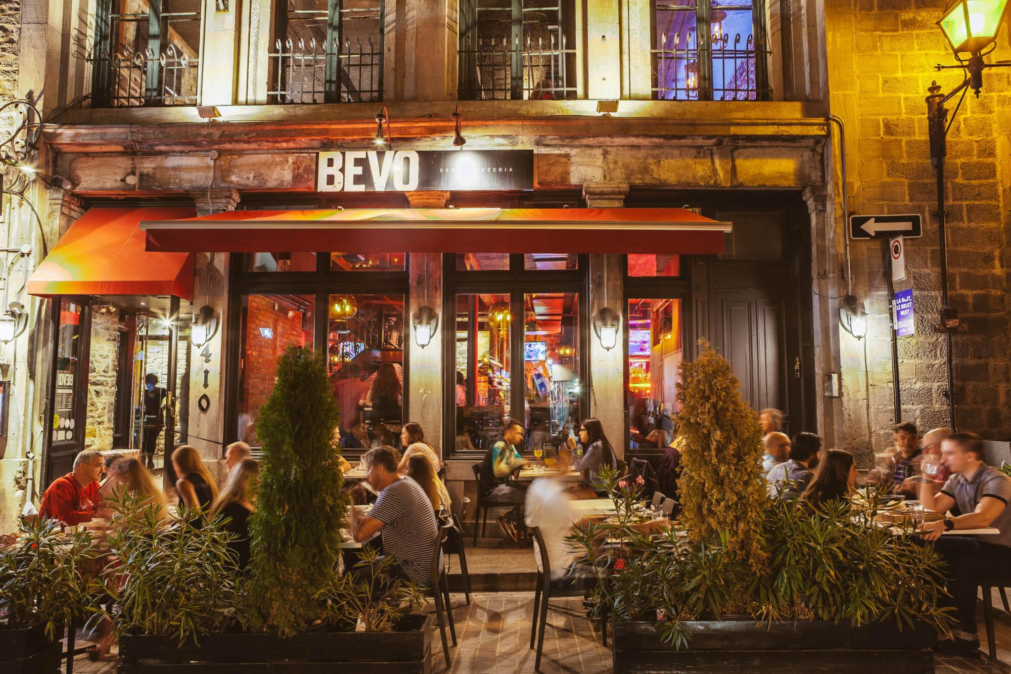 Terrasse du Bevo