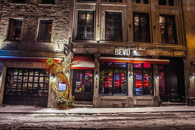 BEVO Bar Pizzeria