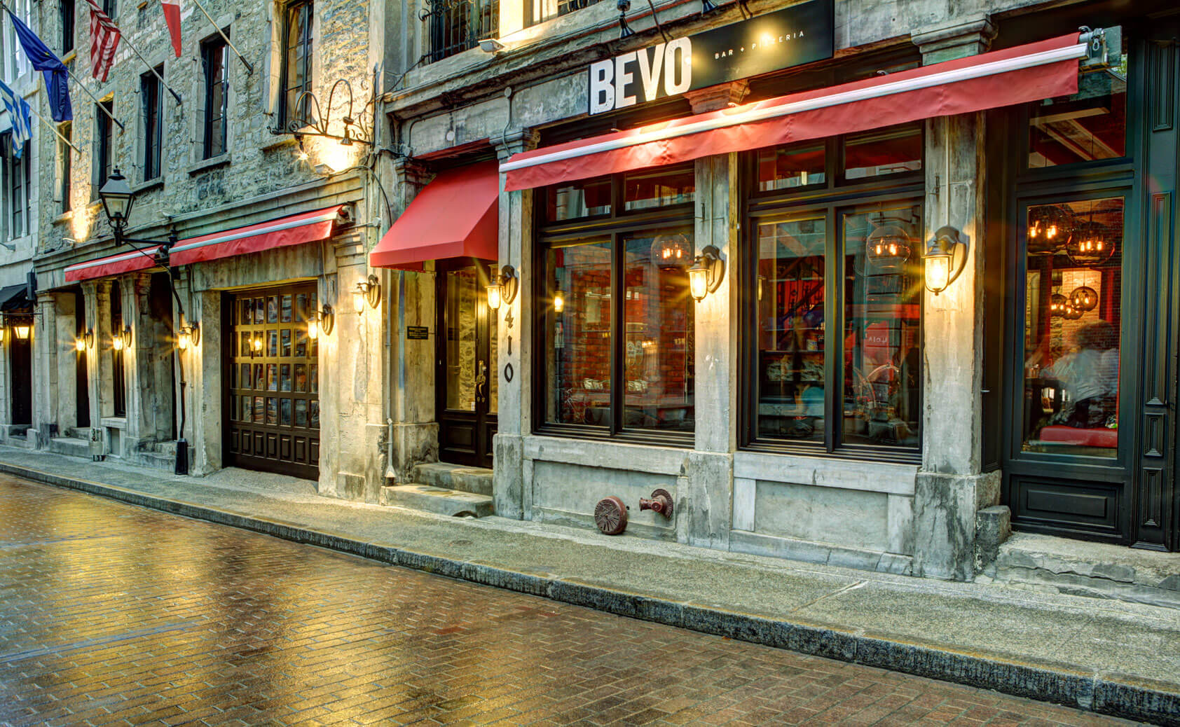 Bevo Bar + Pizzeria