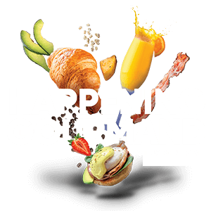 Happening Gourmand – Brunchs prolongés!