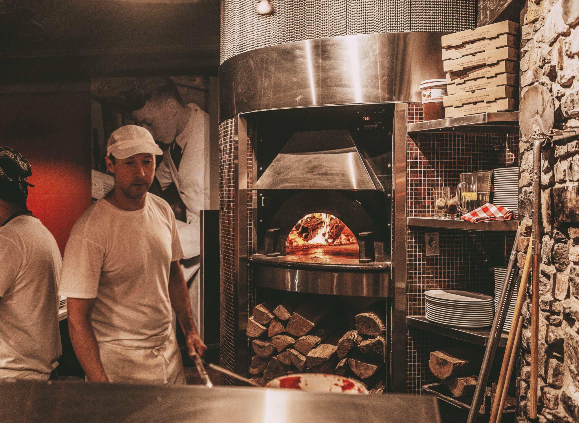 Cuisinier du BEVO