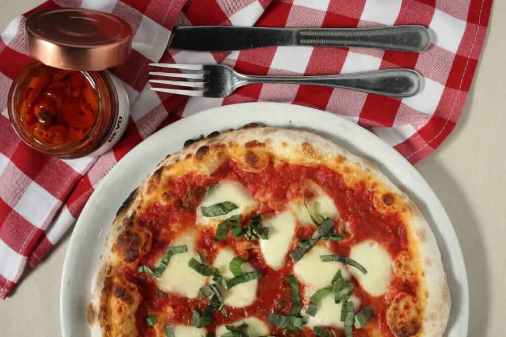 BEVO pizza