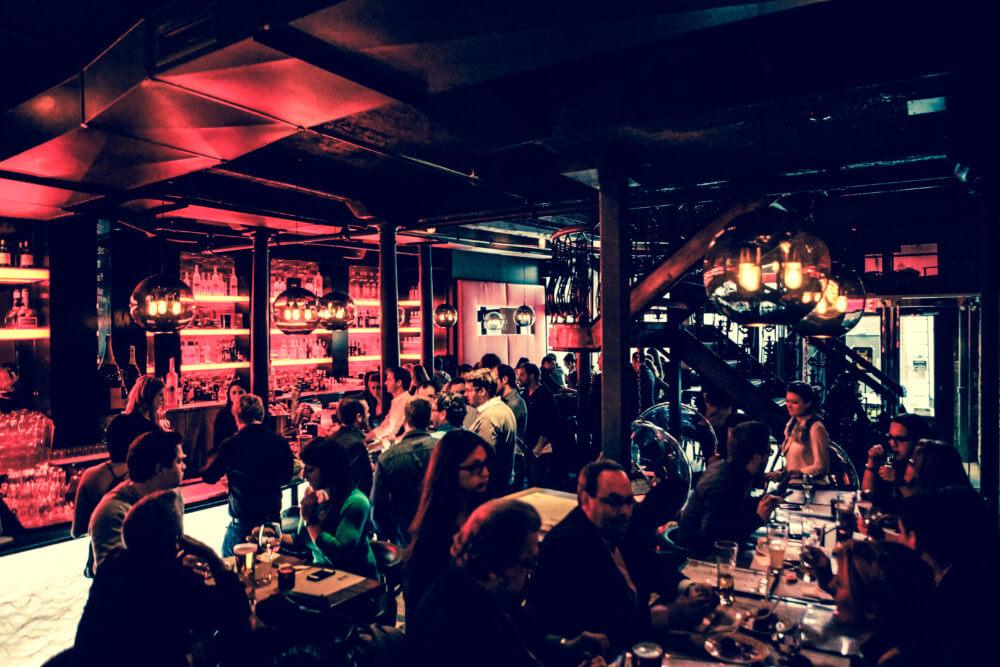 BEVO Bar Restaurant - Ambiance