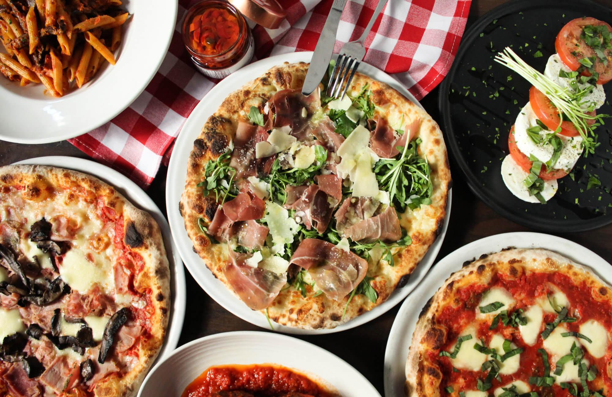Choix de Pizza du BEVO